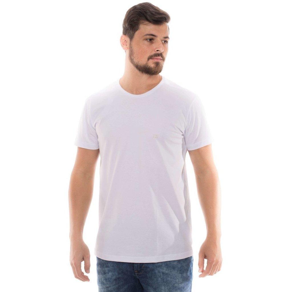 c3a865bec383f Camiseta Básica Z-32 Gola Redonda Masculina - Compre Agora