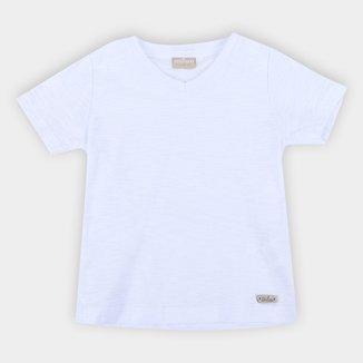Camiseta Bebê Milon Básica Masculina
