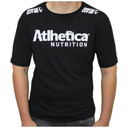 Camiseta Best Whey – Preta – Atlhetica