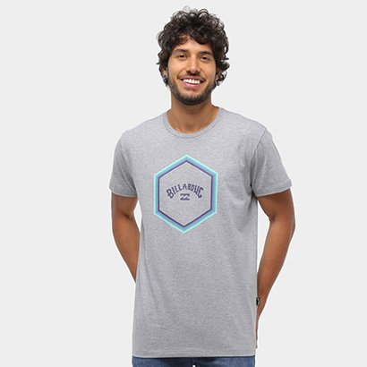Camiseta Billabong Access Ii Masculina