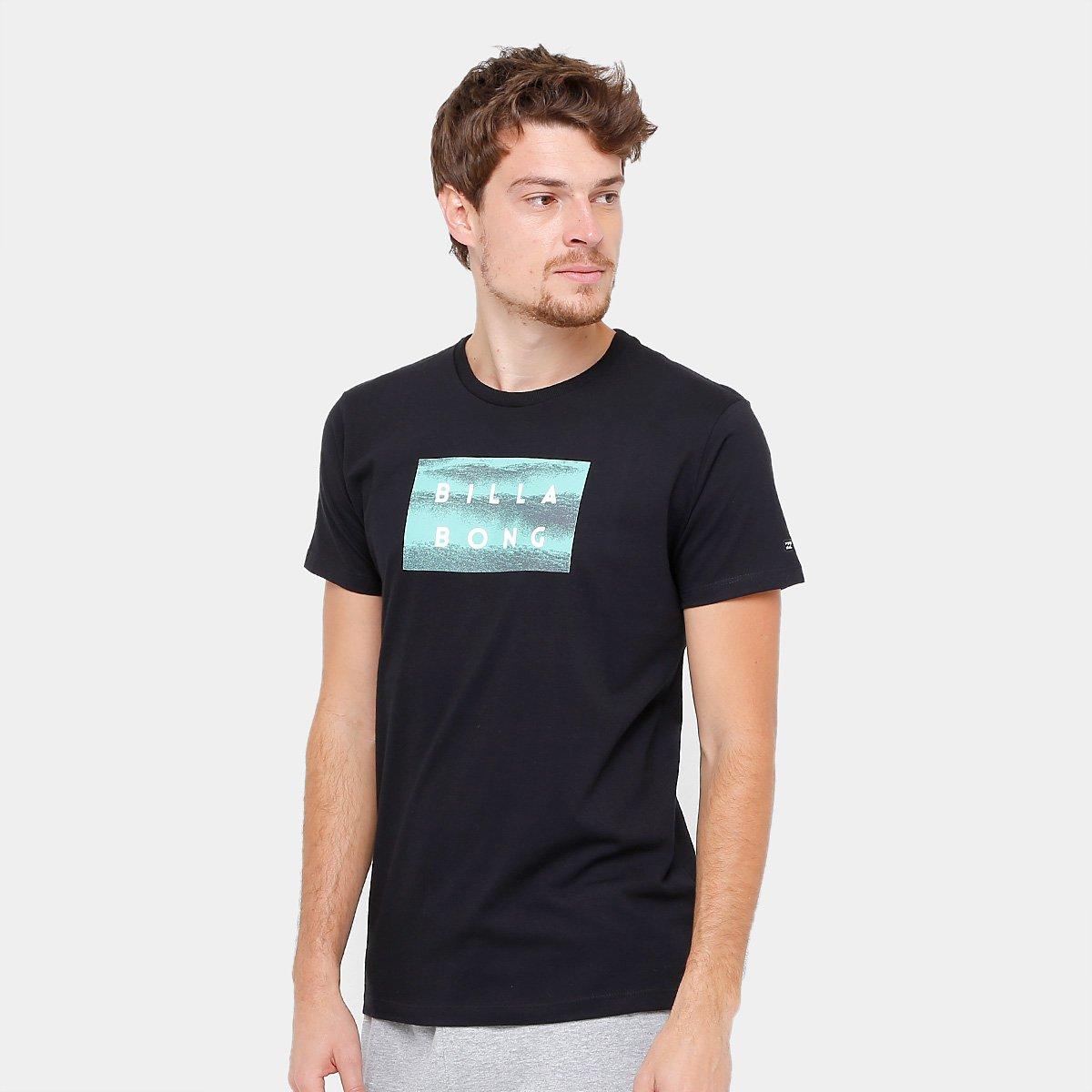 Camiseta Billabong Fill Die Cut Masculina - Compre Agora  8af30c76bab