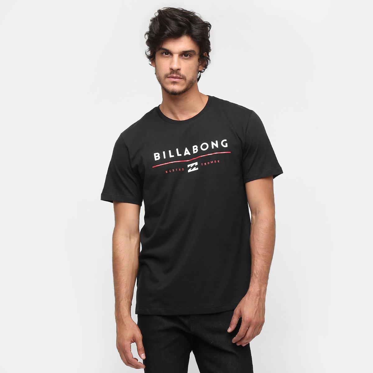 Camiseta Billabong Stacker - Compre Agora  80a80a6a26c