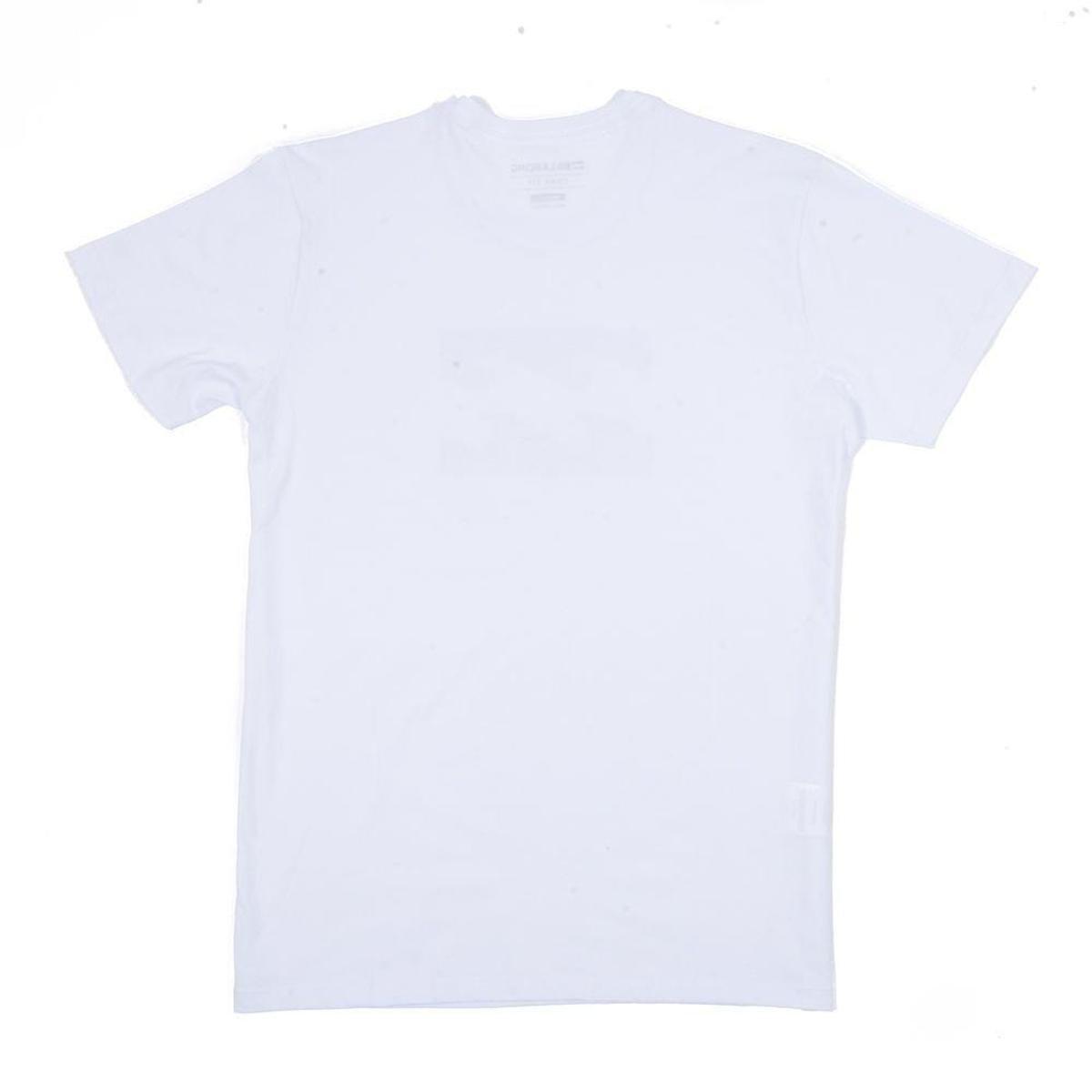 Camiseta Billabong Team Wave IV - Branco - Compre Agora  a7f53d9ce243