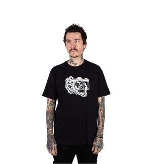 Camiseta Blunt Camera Masculina Hype Life Style Skate