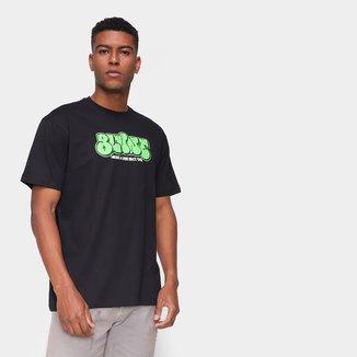 Camiseta Blunt Graffiti Masculina
