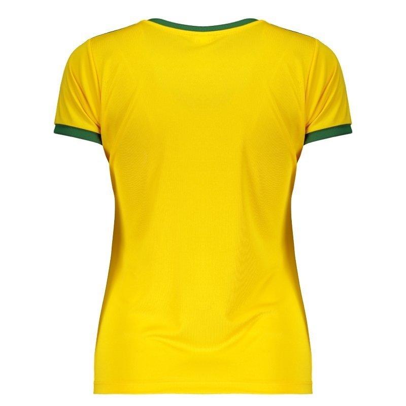 4843a39f1a Camiseta Botafogo Brasil Feminina - Compre Agora