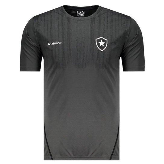 Camiseta Botafogo Dribble - Cinza