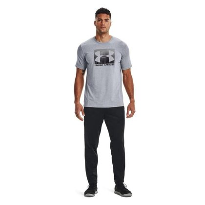 Camiseta Boxed Sportstyle Under Armour Cinza