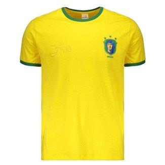 Camiseta Brasil Brazico - Braziline