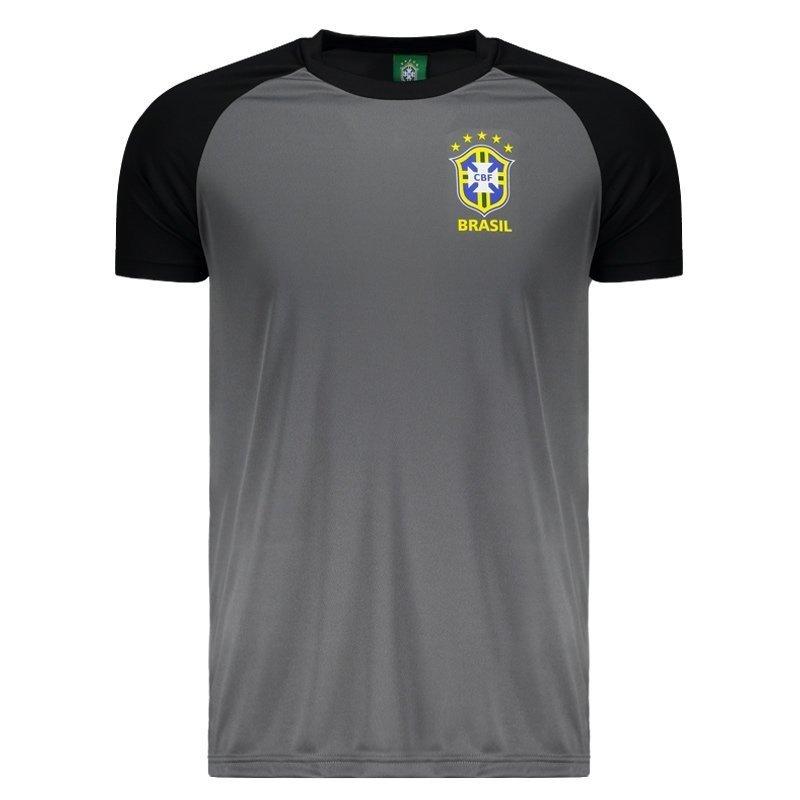 Camiseta Brasil CBF Basic Masculina - Compre Agora  924fc7c171012