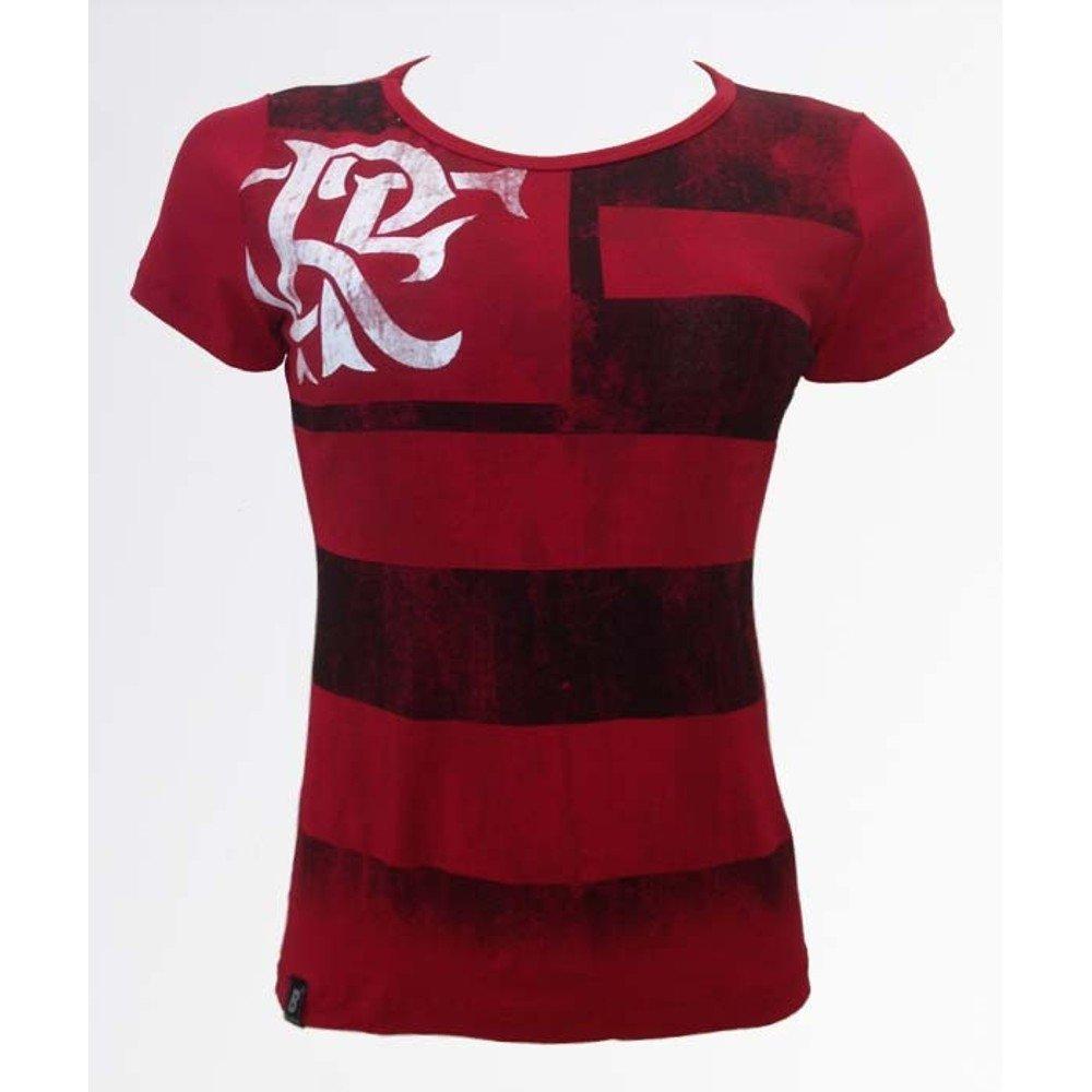 Camiseta Braziline Flamengo Look Babi - Compre Agora  966f010c9ab38