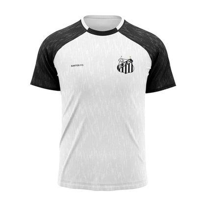 Camiseta Braziline Santos Wince Infantil