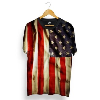 Camiseta BSC Full Print USA