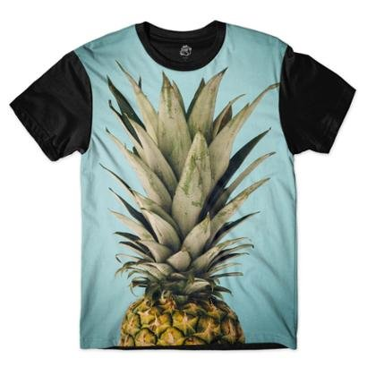 Camiseta BSC Pineapple Sublimada Masculina