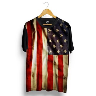 Camiseta BSC USA Full Print