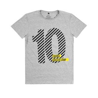 Camiseta Caioba Soccer Camp Número 10 Masculina