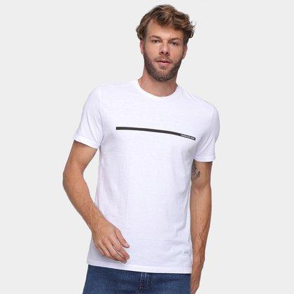 Camiseta Calvin Klein Básica Manga Curta Masculina