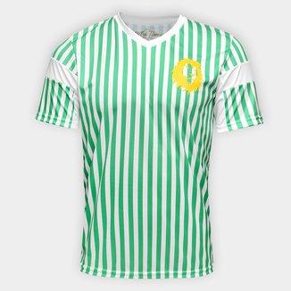 Camiseta Camarões 1990 Retrô Times Masculina