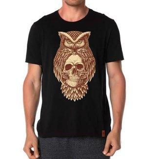 Camiseta Canal CNL Cinza Masculina