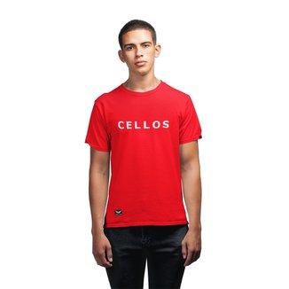 Camiseta Cellos Classic I Premium Masculina