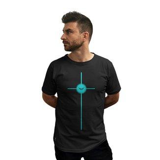 Camiseta Cellos Cross Premium Masculina