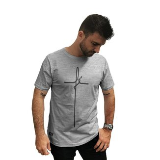 Camiseta Cellos Fé Premium Masculina