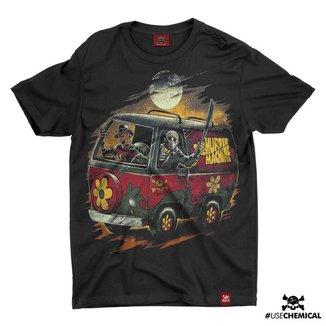 Camiseta Chemical Kombi do Horror Plus Size