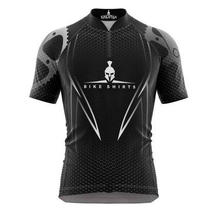 Camiseta Ciclismo Spartan Spt Curta Ref 03