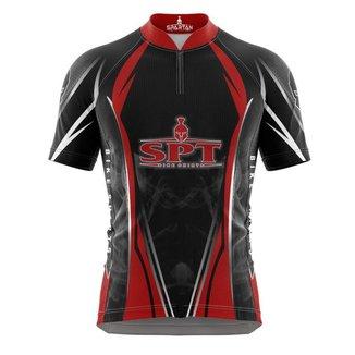 Camiseta Ciclismo Spartan Spt Curta Ref 07