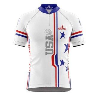 Camiseta Ciclismo Spartan Spt Curta Ref 10