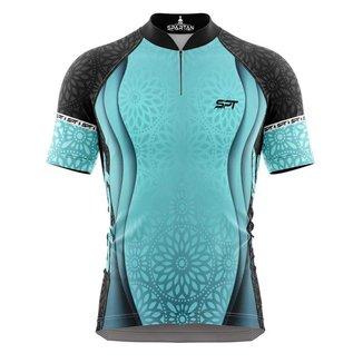 Camiseta Ciclismo Spartan Spt New Curta Ref 12