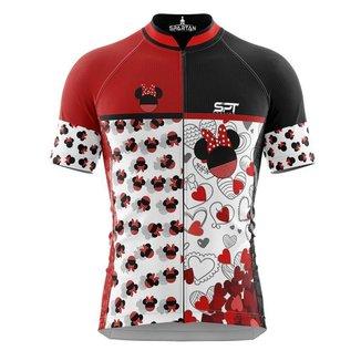Camiseta Ciclismo Spartan Spt W Curta Ref 14