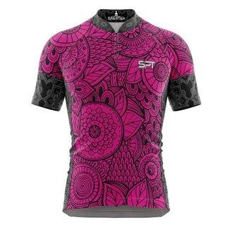 Camiseta Ciclismo Spartan Spt W Curta Ref 23