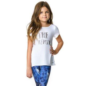 Camiseta Ck02 Unicórnio Filha Vestem