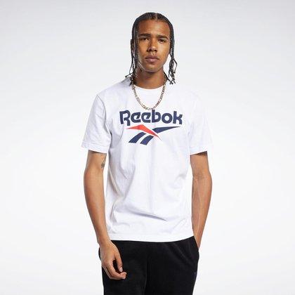 Camiseta Classics Vector Verde Reebok