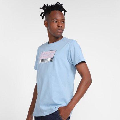 Camiseta Colcci Au Revoir Masculina