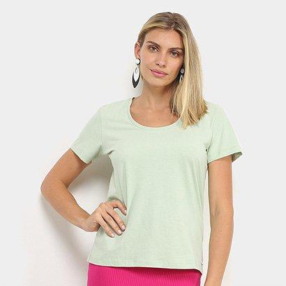 Camiseta Colcci Basica Feminina