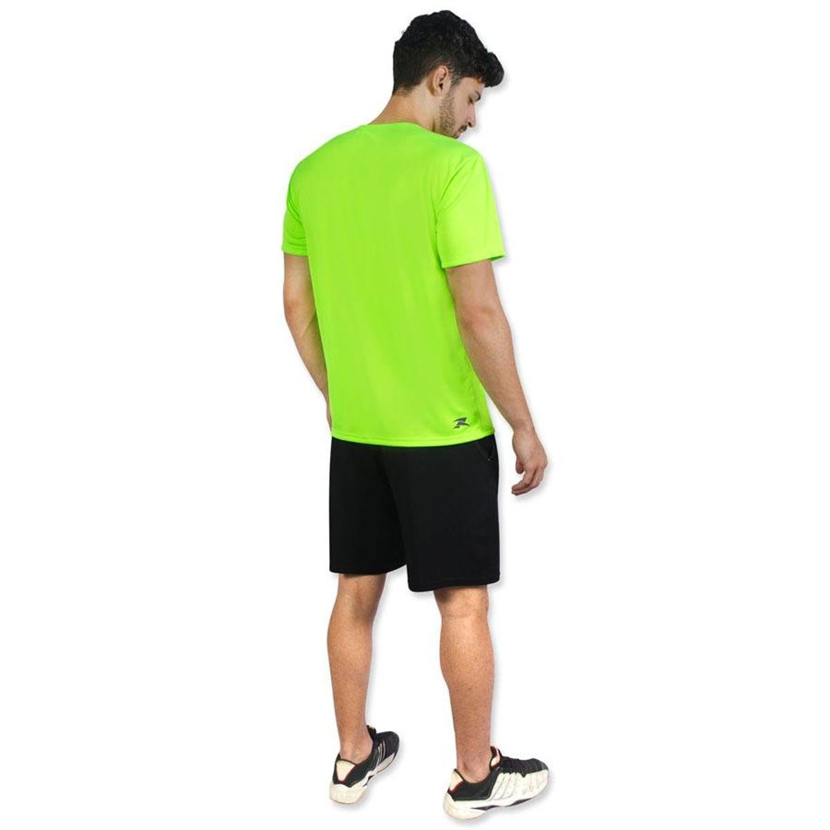 Color Muvin Verde Color Camiseta SS Workout Limão Dry Verde Limão Camiseta Dry Workout SS Muvin q8S7fOW