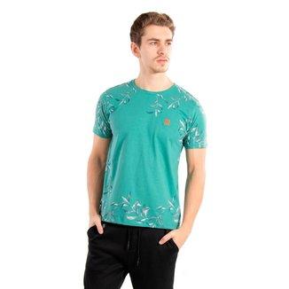 Camiseta  com Aplique No Stress Masculina