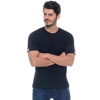 Camiseta Com Detalhe Pride Nas Mangas Emporio Alex