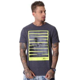 Camiseta  Com Estampa  Masculina