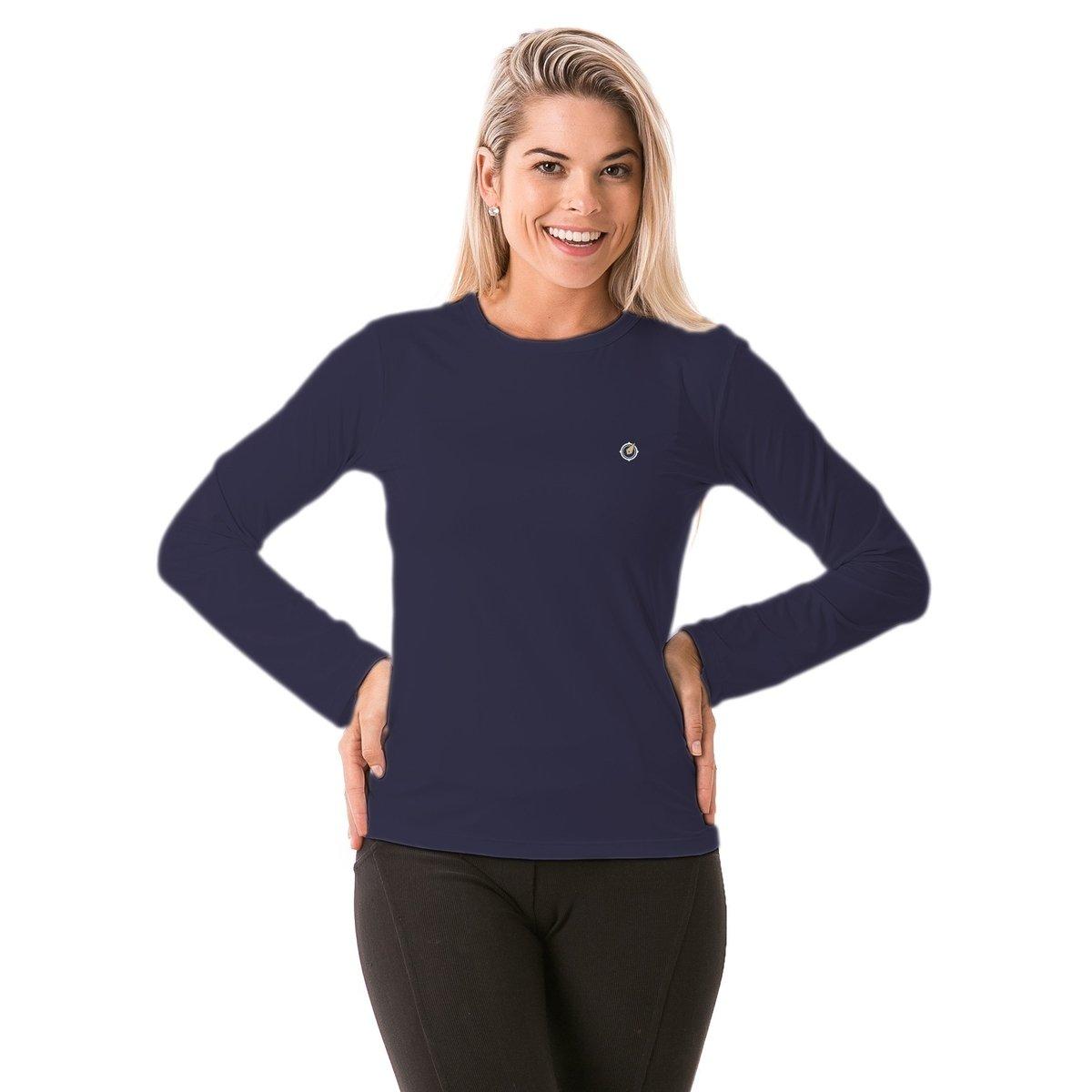 Proteção Azul UV Solar Extreme com Manga Camiseta Escuro Longa Ice 5fSTqxfw