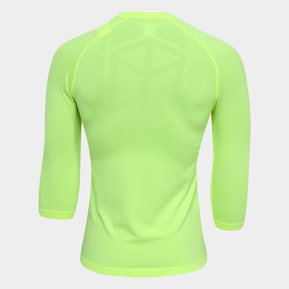 ... Camiseta Compressão Puma Manga Longa Futebol Next Masculina ... aa6fcca9f61e8