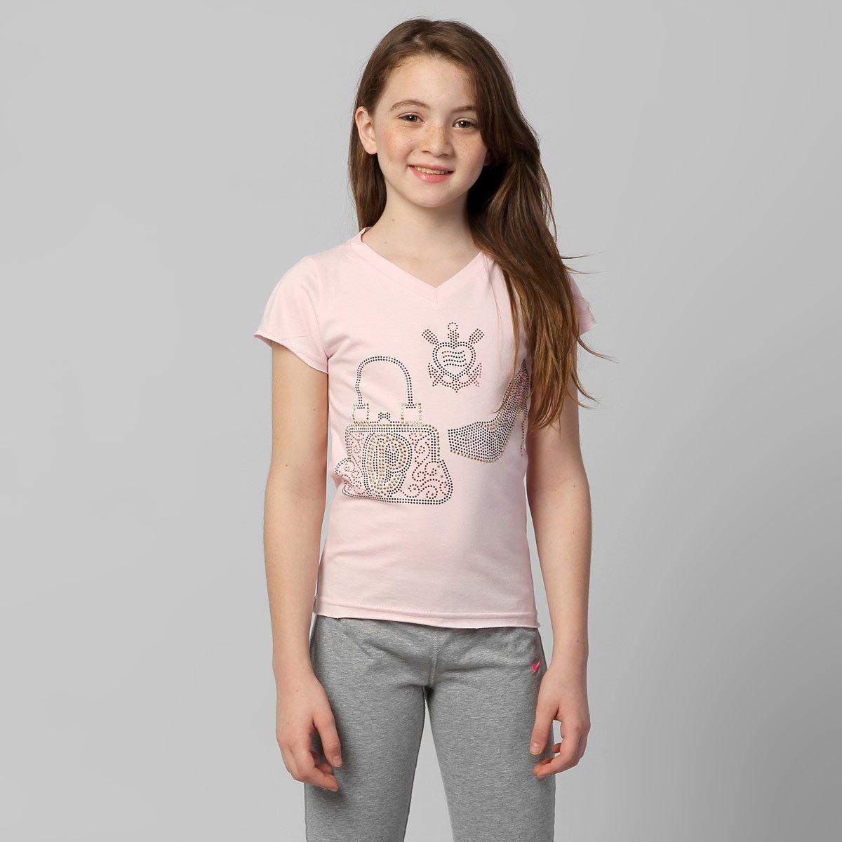 Camiseta Corinthians Bolsa Sapato Infantil - Compre Agora  f2dac9ab51f9f
