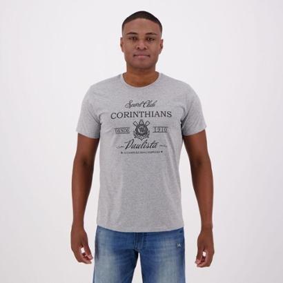 Camiseta Corinthians Paulista