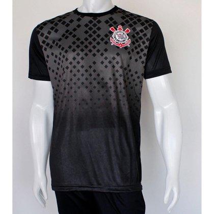 Camiseta Corinthians SPR Effect Degradê Masculino