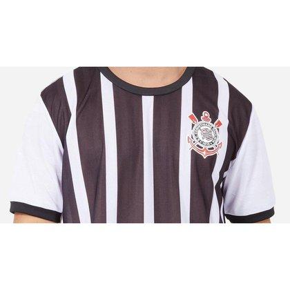 Camiseta Corinthians SPR Jacq Soft Masculino