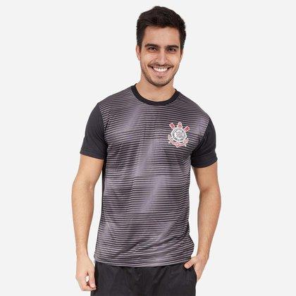 Camiseta Corinthians SPR Scrawl Masculino