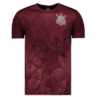Camiseta Corinthians ST Jorge Masculina