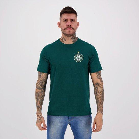Camiseta Coritiba - Verde